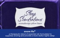 Scented Pillow Liner Snore RX