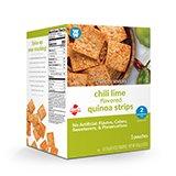 Weight Watchers Chili Lime Quinoa Strips