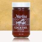 Marina Cocktail Sauce 13oz Glass Jar (4 Pack)