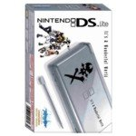 Limited Edition Nintendo DS Lite Portable Entertainment Console Refurbished (Sliver) - It's a Wonderful World