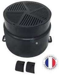 1 Filtre anti-odeur au charbon actif pour hotte UNIVERSEL