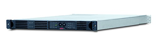 APC SUA750RM1U 4-Outlet Smart Rackmount Uninterruptible Power Supply (750VA, 480W, 120V, 1U)
