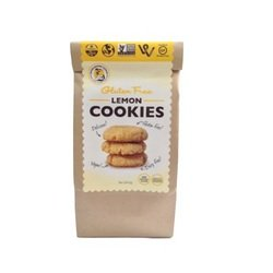 Wholesome Chow Og3 Gluten Free Lemon Cookie (6x8oz)