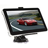 7-Inch auto GPS Navigation 8G HD come near monitor utilizing life-time Maps and Traffic