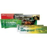 Premium Annual Equine Deworming Kit, (1 horse for 1 year)