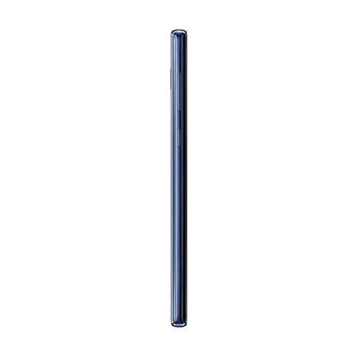 Samsung Galaxy Note9 Smartphone, Blu (Ocean Blue), Display 6.4″, 128 GB Espandibili, Dual SIM [Versione Italiana]