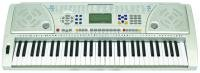 Touch Notes (Main Street Guitars MKB-61TS 61 Note Touch Sensitive Keyboard)