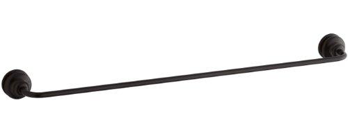 Fairfax Bar - KOHLER K-12152-2BZ Fairfax 30-Inch  Towel Bar, Oil-Rubbed Bronze