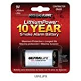 Ultralife 9 VOLT BATTERY