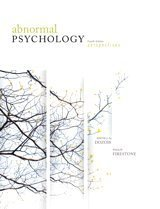 Abnormal Psychology Fourth Edition Perspectives by unknown (2010-05-03)
