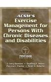 Price comparison product image ACSMs Exercise Management for Persons with Chronic Disease