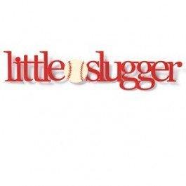 Embellish Your Story Little Slugger Magnet - Embellish Your Story Roeda 17445-EMB by Embellish Your ()