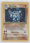 Set 1 Booster Pack (Pokemon - Machamp (Pokemon TCG Card) 1999 Pokemon Base Set Booster Pack [Base] 1st Edition)