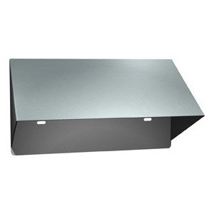 ASI 0267, Vandal-Resistant Hood for Model 0264-1 (Hood Only), Surface Mounted