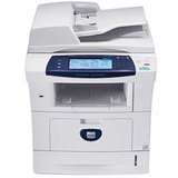 Phaser 3635MFP/XM, 35ppm, Network Print, Copy, Scan, Parallel Fax, Conv. Stapler, Metered Supplies, 110V