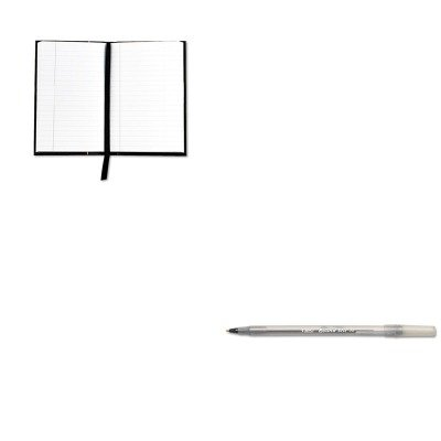 KITBICGSM11BKTOP25229 - Value Kit - Tops Royale Business Casebound Notebook (TOP25229) and BIC Round Stic Ballpoint Stick Pen (BICGSM11BK)