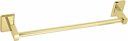 C.R. LAURENCE P1N80018BR CRL Brass Pinnacle Series 18