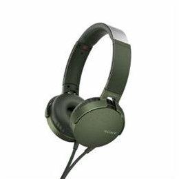 【日本製】 【まとめ 5セット】 ソニー MDRXB550APGC マイク&コントローラー搭載 ダイナミック密閉型ヘッドホン (グリーン) B07KNTBMRJ, カルセラSHOP 49f70255