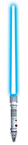 Star Wars Clone Wars Plo Koon Lightsaber Costume Accessory]()