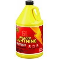 Lightning Stock - Homecare Labs Greased Lightning 204HDT All Purpose Cleaner/Degreaser 128 oz (1), 1 gal