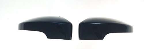 Fits 17-18 FORD CMAX/17-18 FORD ESCAPE/17-18 FORD FOCUS - Gloss Black Mirror Covers ()
