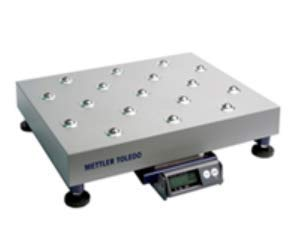 Mettler Toledo PS90 150LB Scale x SS Plater - Duall Wall Mount