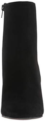 Wesson Brand Geschlossener Fashion Stiefel Zeh Lucky Black Frauen xfBwEOqqv