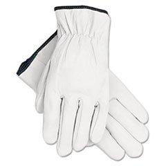 Memphis Glove Premium Grain Goatskin Unlined Leather Driving Gloves