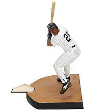 MLB Cooperstown Series 8 Rickey Henderson Yankees (Yankees Fan Series)