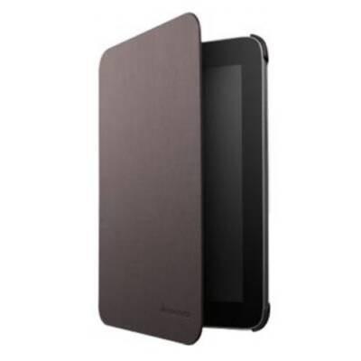 Lenovo A2107A Folio Cover for Tablets, Dark Coffee (0C17961) (Tablet Case Lenovo A2107a)