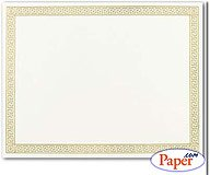 Masterpiece Channel Border Foil Certificate - 15 - Border Channel Foil