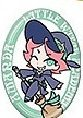 Little Witch Academia Amanda Badge