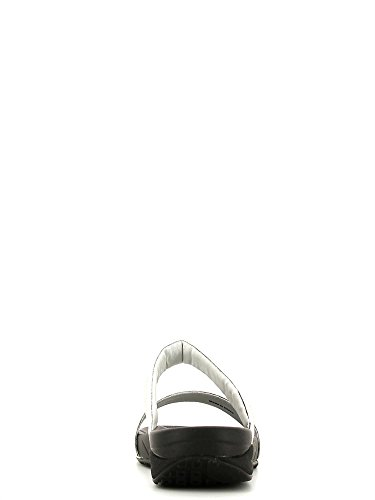 Grunland CI1175-C9 Chancla Mujer Microfibra blanco