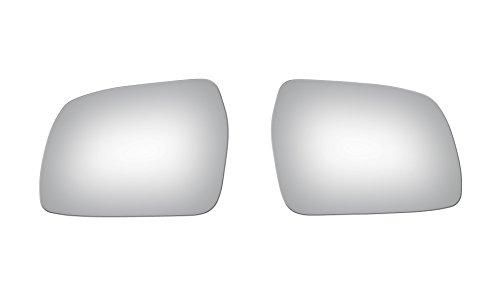 Burco Driver & Passenger Glass for Chevy Tracker, Tracker, Sidekick