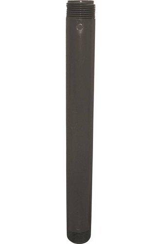 Nipple Pvc Sch80 1/2x10 ()