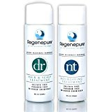Kyпить Regenepure - DR Shampoo, 8 Ounces + NT Shampoo, 8 Ounces на Amazon.com
