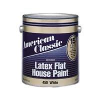 Valspar 44-27300 QT Brand 1 quart Flat White Climate Zone Exterior Latex House Paint 44-2730