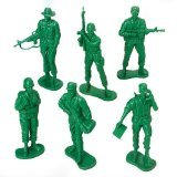 US Toy Company 7958 Large Soldiers,