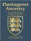 img - for Plantagenet Ancestry: A Study in Colonial & Medieval Families, New Greatly Expanded 2nd Edition, Vols. 1, 2 & 3 book / textbook / text book
