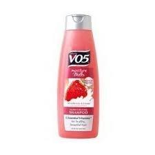 Alberto Vo5 Moisture Milks Moisturizing Shampoo Strawberries & Cream 12.5 Oz(pack of 2)