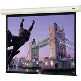 DA-Lite 92566L Cosmopolitan Electrol Square Format - Projection screen (motorized, 120 V) - 99 in ( 252 cm ) - 1:1 - High Contrast Matte White