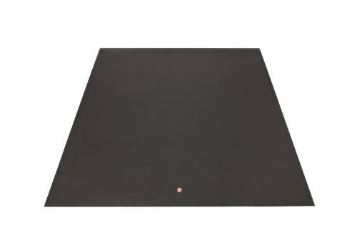 Manduka Pro Squared Yoga Mat, Black   B016LGUYLG