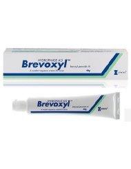 Brevoxyl une Crème moderne aqueuse pour l'acné peroxyde de benzoyle 4% 40g.