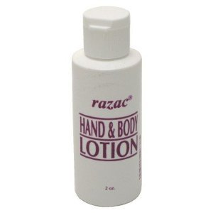 Razac Hand & Body Lotion 2oz (12 Pieces) For Sale