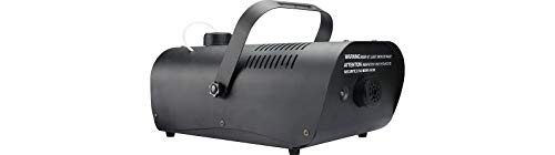 1000W Fog Machine with Alarm and Wired Remote, Halloween Decorations, Party, Special Effects, Black, by Seasonal -