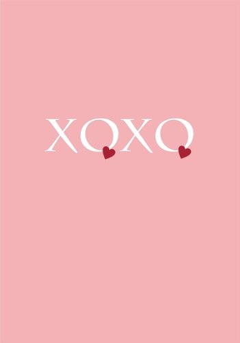 "Disagu Design Case Coque pour Apple iPhone 5 Housse etui coque pochette ""XOXO"""