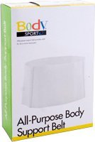 BodySport All-Purpose Value Support Belt-Large, 36 inch to 40 inch,Each