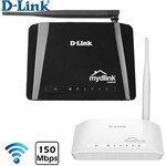 D-LINK DIR-600L 2.4GHz IEEE 802.11b/g/n Wireless 150Mbps Home Cloud Router