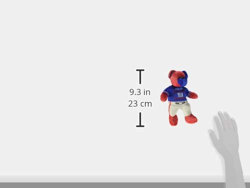 FOCO NFL New York Giants XLVI Champions Team Vs Team Thematic Bear Super Bowl