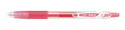 Pilot Juice 0.5mm Gel Ink Ballpoint Pen, Coral Pink [0AAI41VG]